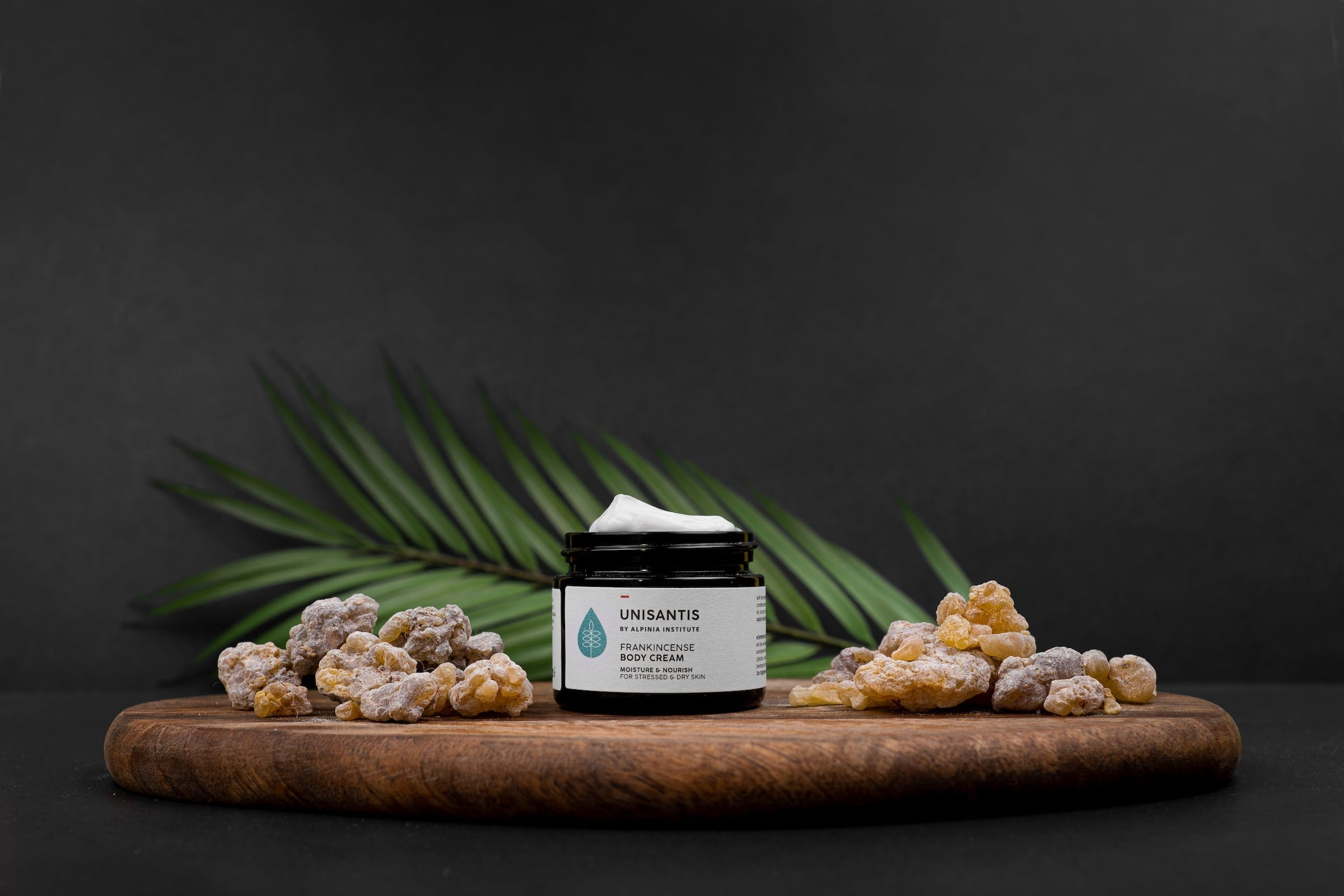 Frankincense Body Cream - Unisantis All Natural Frankincense Body Cream Weihrauch Szene