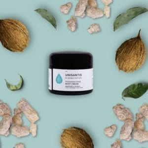 Unsere Pflanzen - Unisantis all natural body cream 2