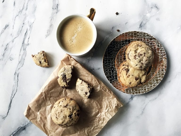 Low-FODMAP Recipes: Chocolate Chip Cookies