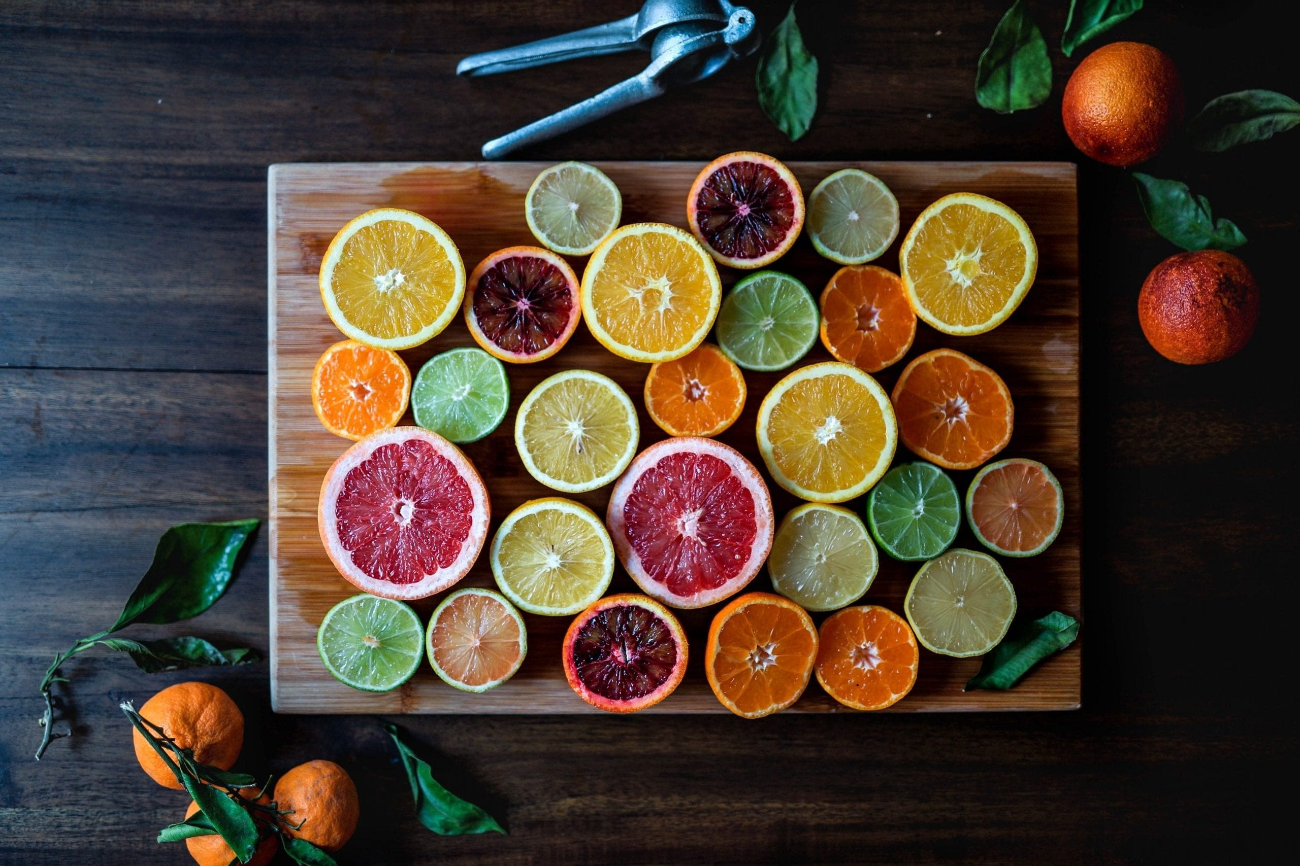 Vitamin C Supports Healthy Immune Function