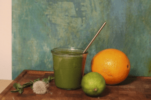 Low-FODMAP Recipes: The Green Dream Smoothie - green dream smoothie