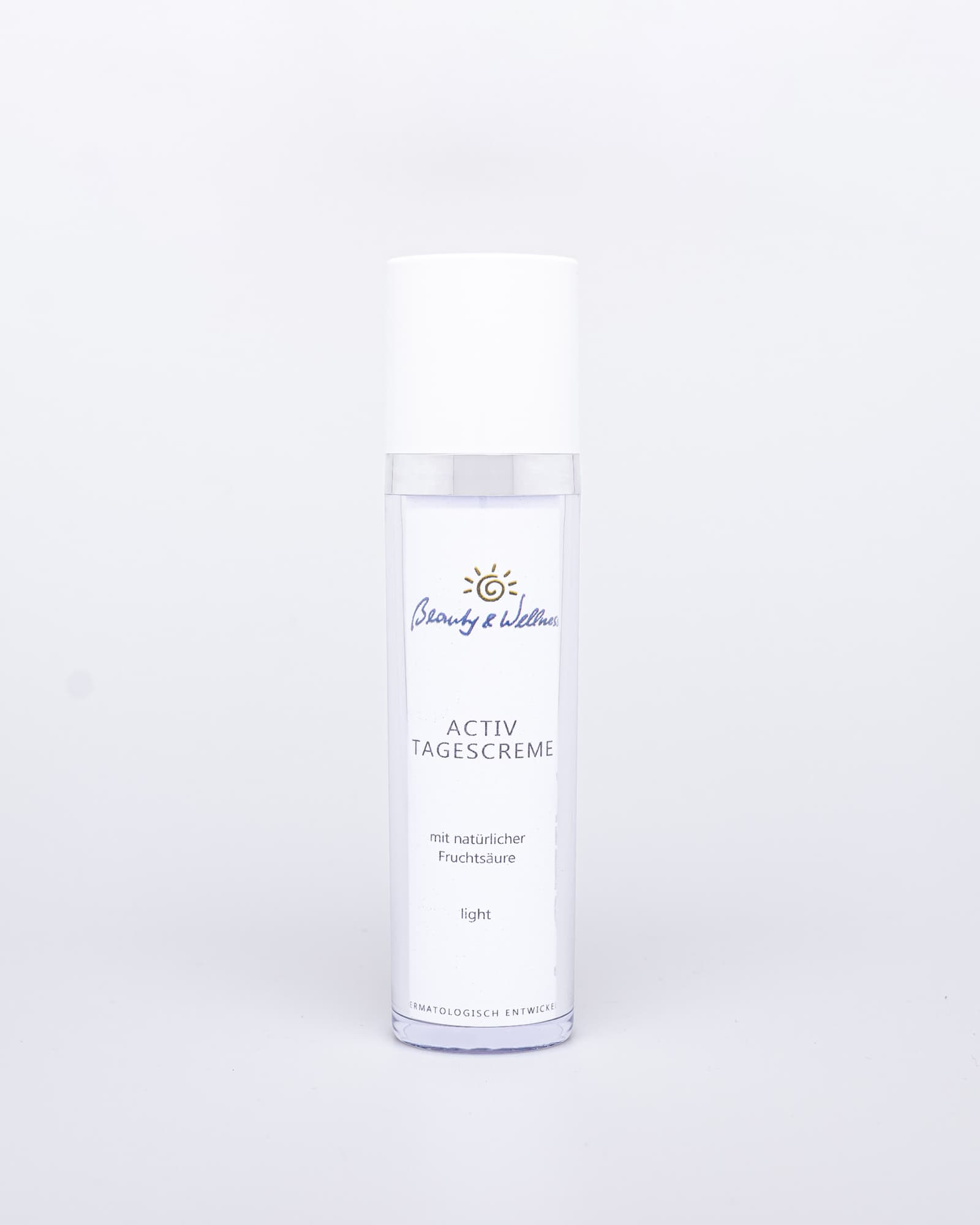 Active Tagescreme light 50ml Airless Spender Beauty Wellness