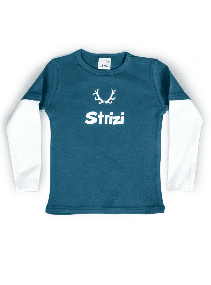 Strizi-Kinder-Body-kurzarm
