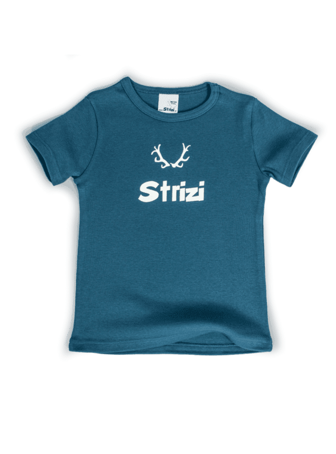 Strizi-Kinder-Striz-Shirt-petrol